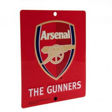 Arsenal Window Sign SQ